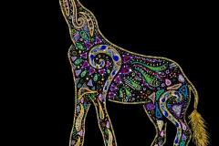 Girafe-Echele